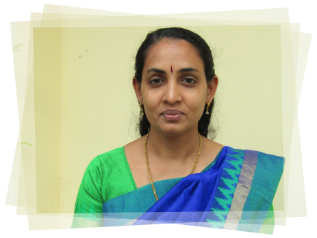 Ms.Biji Babu, Office Staff